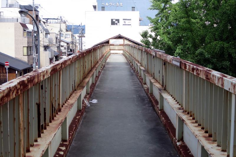 20150628_4 堀川通上立売歩道橋(2015_0628_152439)