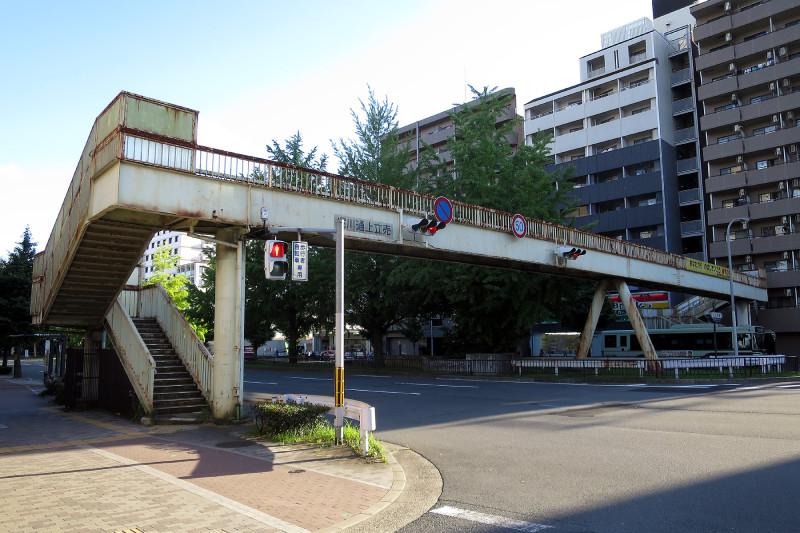 20150628_5 堀川通上立売歩道橋(2015_0628_174356)
