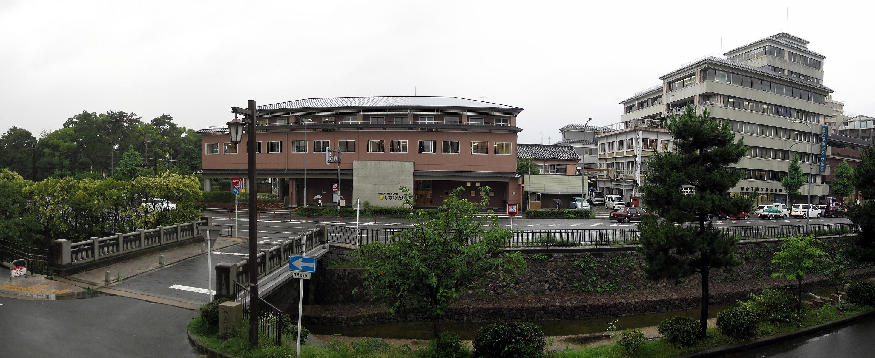 2015_0626 雨の堀川通
