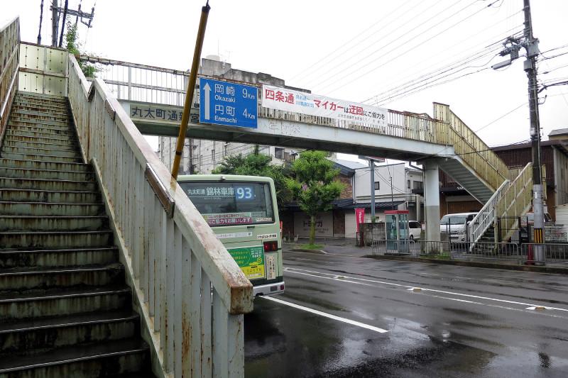 20150707_4 丸太町通新宮歩道橋(2015_0707_145019)