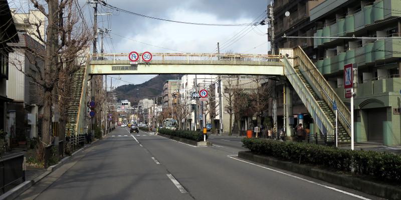 20160121_1 白川通、真如堂歩道橋(2016_0121_133236)