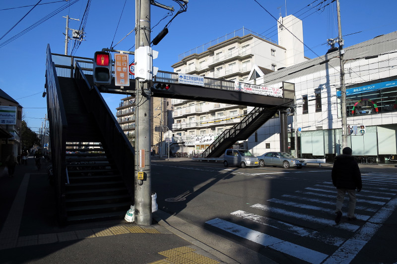 20160211_2 東大路通、養徳歩道橋(2016_0211_160424)