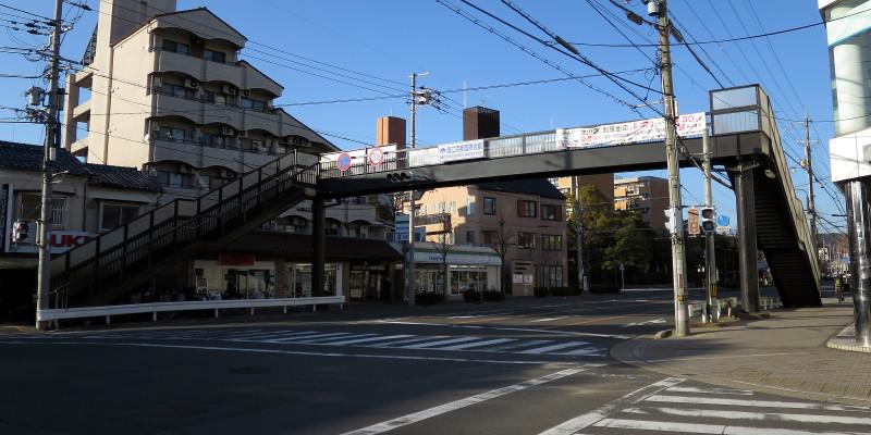 20160211_3 東大路通、養徳歩道橋(2016_0211_160217)