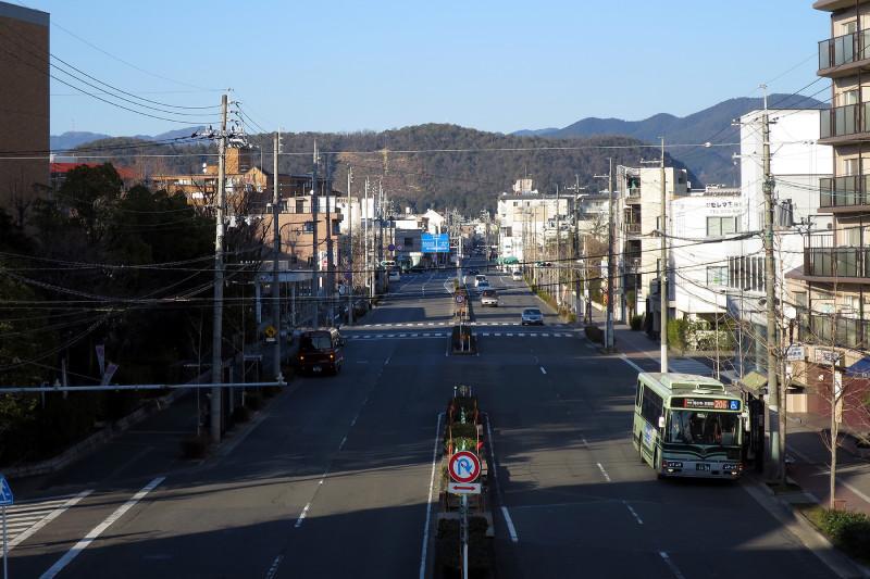 20160211_4 東大路通、養徳歩道橋(2016_0211_160349)