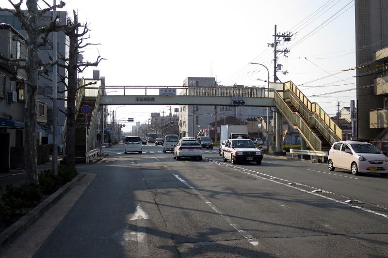 20160228_1 十条通、十条烏丸歩道橋(2016_0228_153034)