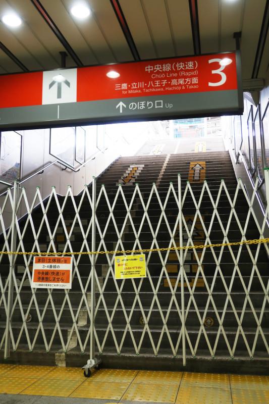 098_4 土休日の阿佐ケ谷駅(2017_0813_084359)