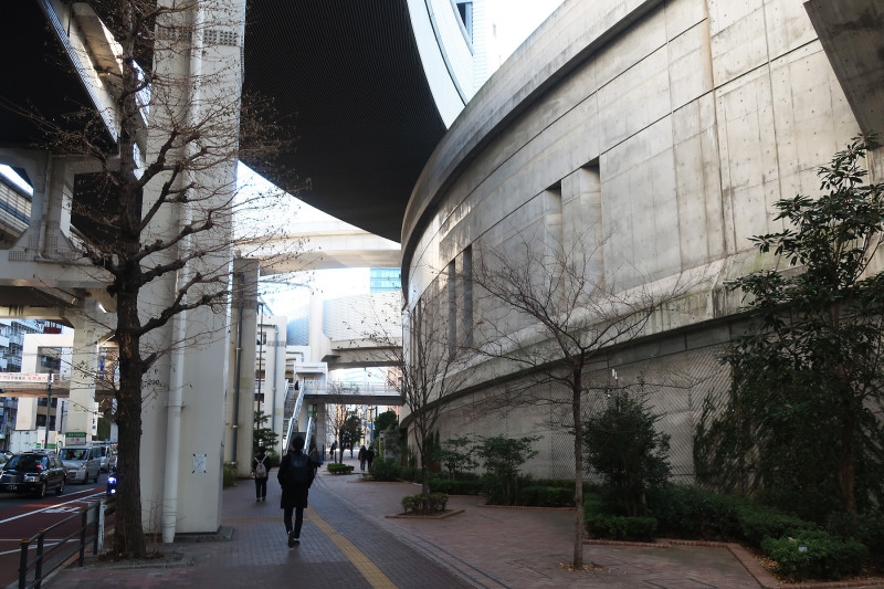 015_1 目黒天空庭園より富士山(2018_0106_093413)