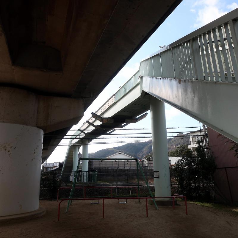 20180218_11 瀬戸川歩道橋(2018_0218_095601_stitch)